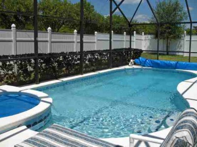 SCREENED POOLS
